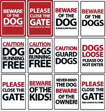 Text Plastic Signs