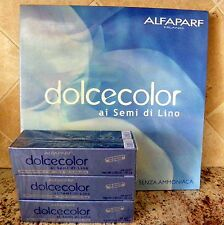 Alfaparf Dolce Color Permanent Cream Hair Color 2.05 oz. Stock Up Today!