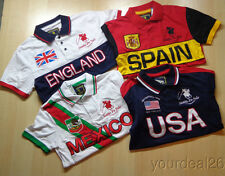 Santa Fe Polo Team Shirts! Different Colors and Teams! NEW ARRIVAL!