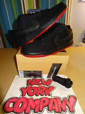 "Nike Dunk Low Pro Premium SB ""Levi's"" black red blue supreme lo high air yeezy b"