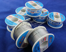 60/40 Quality Tin/lead Rosin Core Welding Solder Wire 0.5-2mm 2% Flux Reel/Tube