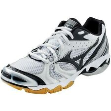 Mizuno Wave Bolt 2 Women's Volleyball Shoes White Black 430157.0090 NEW