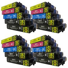 20 Generic Replacements for Epson 18XL Printer Ink Cartridges. UK VAT Invoice.