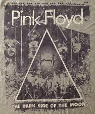 "NEW! Pink Floyd ""Dark Side of the Moon Live"" Liquid Blue Lightweight T-Shirt"