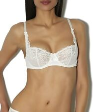 Aubade L'Insoumise Nacre Half Cup S914 Bra - BNWT