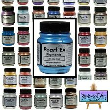 Jacquard PEARL EX - POWDER PIGMENTS - Large  14-21gm Bottles - Your Choice x 1