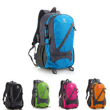 Man Sport Camping Hiking Travel Backpack Large Outdoor Bag Rucksack F197-F201