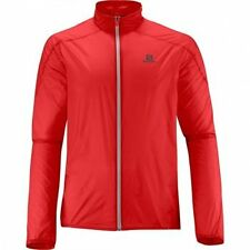Salomon S-Lab Light Jacket Red Mens