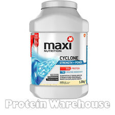 Maximuscle Cyclone Now Maxi Nutrition 1.26kg Protein All In One Fast Free P&P