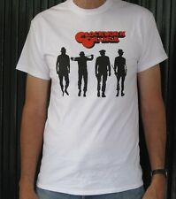 DROOGS CLOCKWORK ORANGE  MENS WHITE T-SHIRT SMALL - 2XL