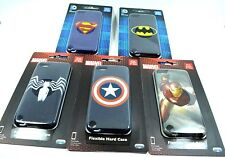 iPod Touch 5th Gen Marvel Super Heros Hard Flexable Rubberize Skin Case Cover