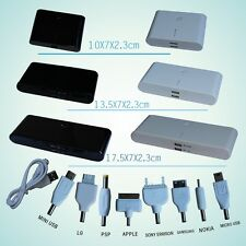 12000mAh to 50000mAh Power External Battery Charger For Mobile Phone/DV YH B20d