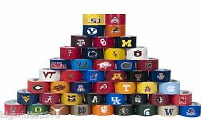 NCAA COLLEGE DUCT TAPE CUSTOM WALLET 7 POCKET