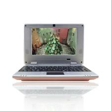 New 7 inch Android laptop VIA 8880 1.2GHz Dual Core Mini notebook 1GB 8GB WIFI