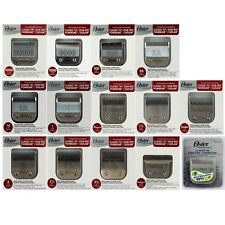 Oster Classic 76 Detachable Clipper Blade Replacement Blades Full Size *Pick1