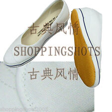 chinese canvas sailcloth sacking Nurse shoes 082604 multi-colored size 35-41