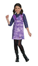 Girls iCarly Costume Fancy Dress I Carly Halloween Outfit Purple S M L Childs