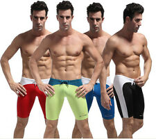 New Men's Sport racing shorts Trunks Running Swimwear pants Size S,M,L,XL # FY15