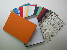 Pick 'n' Mix A4 Card & Paper with Hardboard Craft Box