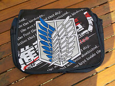 Attack on Titan Anime Shoulder Bags