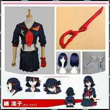 Hot Ryuko Matoi KILL la KILL Anime Cosplay Costume Full Set Custom Made Any Size