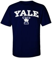 Yale Shirt T-Shirt University Sweatshirt Hoodie Hat Vintage Law Bulldog Apparel