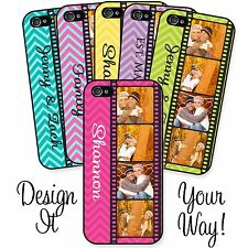 Personalized Case for iPhone 4 4S 5 5S Photo Case - Personalize w/Your Picture