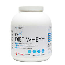 Protalean Pro Diet Whey + 2.25kg + FREE CLA 90ct | Free Next Day Delivery