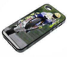 Bikers MotoGP Rubber Cover Case fits iPhone 4/4s 5/5s Galaxy S3 S4 S5