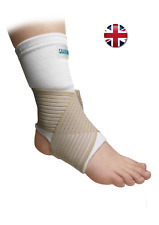 Breathable Ankle Support Wrap Sports Injury Ankle Brace Strap