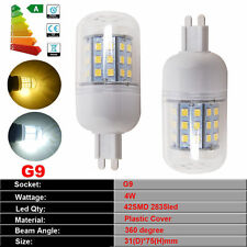 E27/E14/G9 4W 96 LED Corn Light Bulb 3528 SMDs Lamp Pure/Cool Warm White 220V