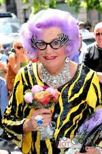 Dame Edna Everage AKA Barry Humpries:  photograph