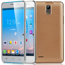 "4.5"" Dual Core 2SIM Unlocked Android 4.2 3G GSM Smart Cell phone Straight Talk"