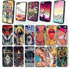 Phone Hard Back Case Cover Painted Various Pattern For iPhone4 4S 5 5S 5C