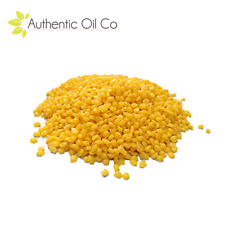 Yellow Beeswax Pellets 100% Pure Cosmetic Grade 50g 100g 250g 500g