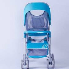 Folding Carriage Pushchair USA Seller Single Seat Baby Travel System Stroller