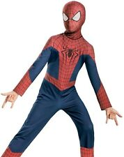 Child Boys The Amazing Spider-Man 2 SPIDERMAN 2 Costume * S 4-6, M 7-8, L 10-12