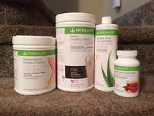 Herbalife Formula 1, Personalized Protein, Aloe & Tea - FREE FEDEX SHIPPING