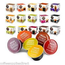 Nescafe Dolce Gusto Coffee Pods/Capsules Cases of 3 Packets