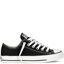 NEW CONVERSE ALL STAR CHUCK TAYLOR Original  Canvas M9166 Black White OX Men