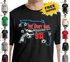 2nd Amendment Gun Rights Florida Laws AR15 Assault Rifle Political Mens T Shirt
