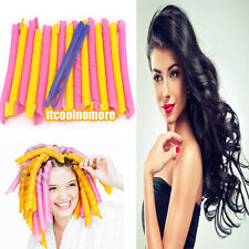 EXTRA LONG Magic Hair Curlformers Rollers Spiral Ringlet for 25inch/65cm Curlers