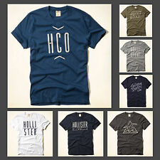NWT HOLLISTER HCO Men Muscle Slim Fit Venice Beach T-Shirt By Abercrombie