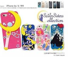Sailor Moon Collection Silicone Soft Plastic Back Case For iPhone 5 5S 6 / Plus