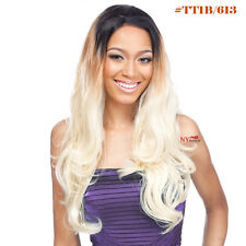 It's A Wig Human Hair Premium Mix Wig - Lace Malaysian Body