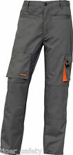 Delta Plus Panoply M2PAW Grey Mach2 Mens Warm Lined Winter Work Trousers Pants
