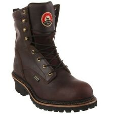 Red Wing Irish Setter Steel Toe Waterproof Logger 83808 NIB