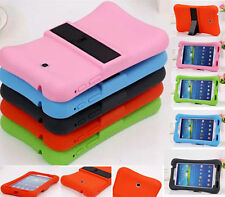 """Proof Soft Silicone Case Stand Cover For Samsung Galaxy Tab 3 7"""" P3200/P3210"""