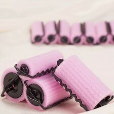 Magic Beauty Hair Salon Care Roller Sleep Sponge Curlers Pear Flower Head Hair