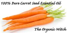 CARROT SEED Essential Oil *Buy 3 Get 1 FREE* Certified Aromatherapist on Staff
